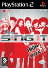 Disney Sing It: High School Musical 3: Senior Year (PS2) VideoGames
