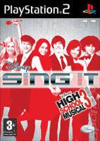 Disney Sing It: High School Musical 3: Senior Year (PS2) VideoGames