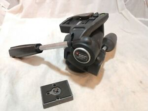 Manfrotto 804RC2 Pan Tilt Tripod Head
