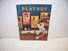 Vintage Playboy Magazine January 1970 Raquel Welch Interview
