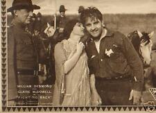 Lobby Card 1919 FIGHTING BACK William Desmond Claire M