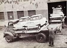 Print. ca 1959. King Midget Auto Shipping Area