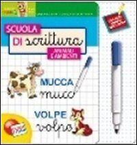 Scuola di scrittura Animali  e Ambienti Lisciani