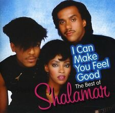 I Can Make You Feel Good-The Best Of - Shalamar (2012, CD NEUF)