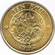 Engeland / United Kingdom 10 Ecu 1992 (b086)
