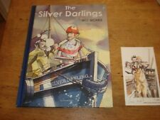 The Silver Darlings - Will Morris,SIGNED COPY HARDBACK 2011