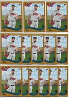 2020 Topps Archives Logan Allen (14) Card Rookie Lot Indians #251 RC