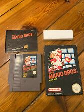 Nintendo NES Super Mario Bros mit OVP