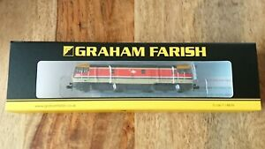 Graham Farish N Gauge 371-113 Class 31/1 97204 BR RTC (Revised) NEW