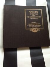 TANNHAUSER- OVERTURE AND VENUSBERG MUSIC ( WAGNER) 78 Rpm VICTROLA