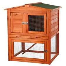 TRIXIE Pet Products 62338 natura small animal hutch with outdoor run-83x72x95 cm