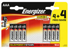 Energizer AAA 1.5 V Single Use Batteries