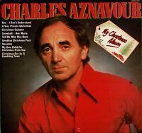 "CHARLES AZNAVOUR My Christmas Album 12"" Vinyl LP Album Pickwick SHM3081  EA"