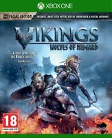 Vikings - Wolves of Midgard For XBOX One (New & Sealed)