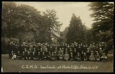 Radcliffe, Manchester. C.E.M.S.Section C 1915.