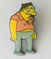 Barney Drunk The Simpsons Pin Badge TV Cartoon Character Man Cave Bar Hotel (D8)
