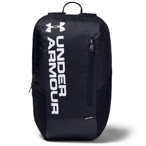 Under Armour Gametime Backpack Black/black/White - OSFA