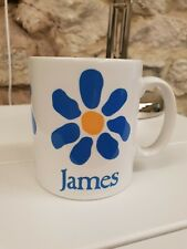 More details for james the band cup / mug tim booth sit down born of frustration