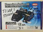 PREMIUN SERIES 3 MACHINED STEEL V2 GEARBOX 1/16 H/L 48 SHAFT IMEX TAIGEN TANKS