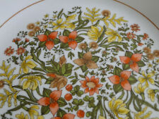 Assorted Corelle Indian Summer Pattern Dinnerware & Serving Pieces