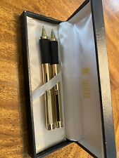 Beautiful Nos Bill Blass Pen& Pencil Set in Case and Working