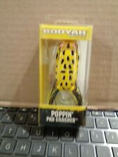 Booyah Bait Co Popping Pad Crasher Swamp Frog Yellow Byppc3900