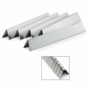 "New ListingStainless Steel Bars Flavorizer 22.5"" Gas Grill Parts Weber Genesis Spirit"