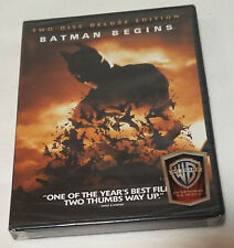 Batman Begins (Dvd, 2005, 2-Disc Set, Special Edition) Widescreen