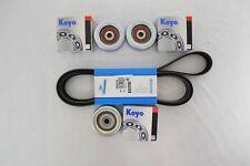 Drive Belt & Idler Pulley Kit V6 4.0L 1GRFE Fits: Toyota 4Runner 03-09 V6 2GRFE