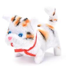 Controllo Elettronico Sonoro per Animali Gatti Robot Stand Walk ELETTRICO ANIMALI DOMESTICI Carino INTERACTIV