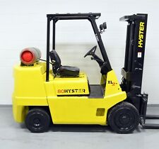 Nice! Hyster 8,000 Lb Lpg Forklift 8000 S80Xl Work Ready!