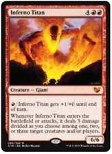 INFERNO TITAN - MTG Commander 2015 Mythic Rare Creature