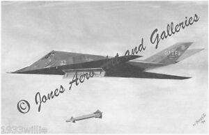 "F-117A Nighthawk ""Bombs Over Baghdad"" Giclee & Iris Art Print by Willie Jones Jr"