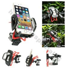 Universal Bike Bicycle Motorcycle Handlebar Holder Mount For Mobile Cell Phone