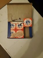 Vintage Laymon's Adhesive 1/2 IN. 5 YDS. Lot of 9 rolls, New.....#AG5