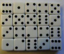 Poker e giochi di carte bianche in plastica