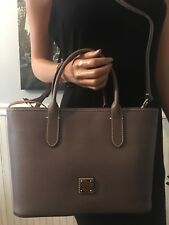 NWT Dooney And Bourke Brielle Elephant Tote $198