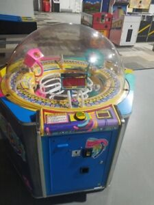 Cyclone Redemption Arcade Game