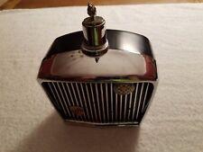 Royal London Ltd Jaguar Gril Decanter Music Box 1968 Grand Prix Japan Works