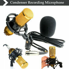 New Coocheer Bm-800 Condenser Microphone for Recording, Podcasts, Broadcasting.