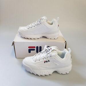 Fila Schuhe Sneaker Disruptor Low (1010302.1FG) Damen Gr. 41