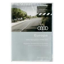 AUDI DVD EUROPA Europe MMI 2G High A6 S6 RS6 C6 4F A5 S5 8T Q7 4L A8 S8 D3  2018