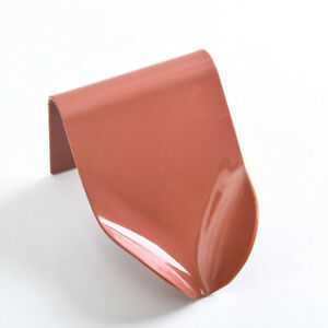 2x Set Soap Box Drain Rack Bathroom Shower Holder Travel Dish Tray Case Storage