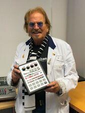 Boss SP303 Dr. Sample - Original von Frank Zander handsigniert