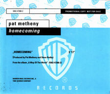 PAT METHENY - HOMECOMING CD SINGLE PROMO 1 TRACK EXCELLENT CONDITION 1999