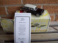 MATCHBOX 1957 CHEVROLET NOMAD STATION WAGON, 1:43 DIECAST, MIB WITH COA