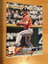 2018 Topps Alex Bregman Future Stars #182 Houston Astros