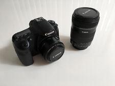 CANON EOS 60D Digital SLR Camera + EFS 50 mm + EFS 18-135mm lens + extras