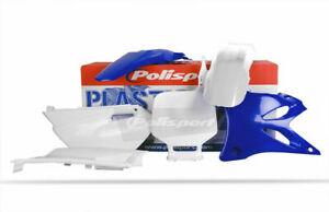 Polisport Plastic Kit Set Blue Original YAMAHA YZ85 2002–2014