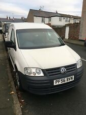 VW Caddy SDI 2007